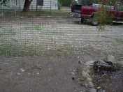 Golf ball size hail in carlsbad new mexico