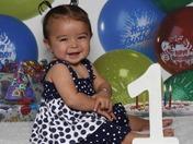 Amari is turning 1!
