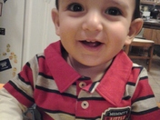 Lorenzo Martinez- Birthday 01/14/2013