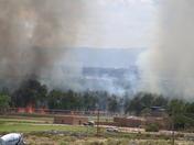 open space/bosque fire 06-28-10