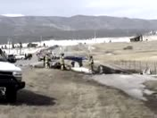 03 03 13 Angel Fire Plane Crash Vid 1