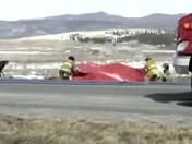 03 03 13 Angel Fire Plane Crash Vid 3