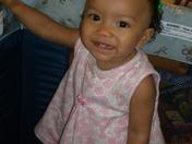 Lilliana Marie Henley First Birthday 12.17.2008