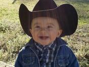 Jameson Hunter Cohn - 1st Birthday Surprise - November 1, 2013