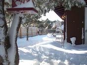 Lovin  the snow!
