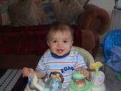 Brennen Hicks 1st Birthday  11/27/2010