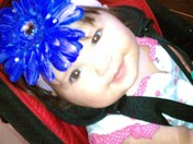 Ava Marie Gutierrez 1 year old Nov 24 2010