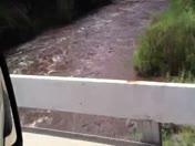 Gila River grapevine bridge