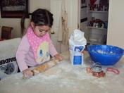 Nana's little helper