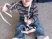 Brody Wayne Humphries 1st Birthday