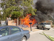 Day Care fire Los Alamos
