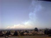 Albuquerque Fire at the Bosque