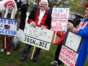 Tea Party Protest