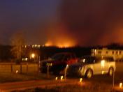 Fires @ Draper Lake