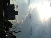 Yukon's best storm clouds w/ sun