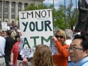 I am not an ATM