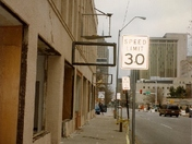OKC Streets After The Bombing 1995