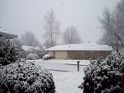 NW OKC Snow