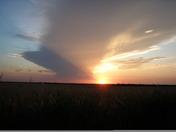 082311 sunset.JPG