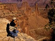 Me @ Canyonlands, UT