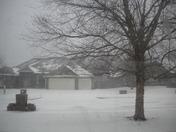 Snow Storm 12/24/09 *12:25pm*