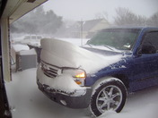 Drift on Truck and house