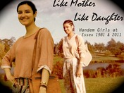 Mother's Day Card, Original, from Natasha Piette to her Mom, Luisa, in Norman, O
