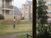 Rain At Eastern and Memorial