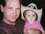 Hannah and Daddy