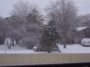 Snow in Moore