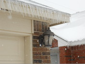Icicles!!