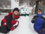 AEP Snowman