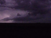 Storm North East of Cherokee