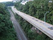 MLK Busway Pittsburgh