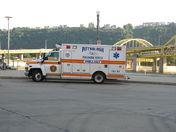 Pittsburgh Ambulance
