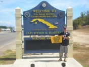 Navy Base Terrible Towels