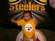Lil Steeler Fan