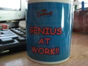 Simpsons mug