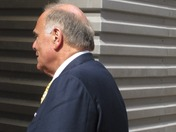 Governor Rendell getting unwanted photo op