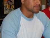 Troy Polamalu out of uniform