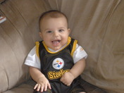 First Steeler Game!