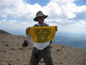Top of Baldy mountain Philmont New Mexico