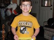 Cheyenne Loves the Steelers