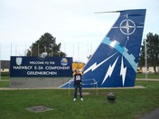 NATO AIRBASE, GEILENKIRCHEN, GERMANY NOV. 2010