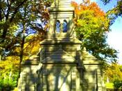 Allegheny Cemetary in autumn