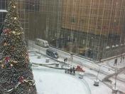 PPG Place - A Winter Wonderland