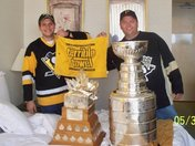 Stanley Cup & Terrible Towel