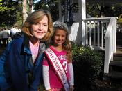Sally & Miss PA Princess 2009