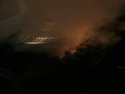 The  Fiery Sky over Pitcairn, PA