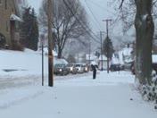 Snow Storm Dec 27, 2012